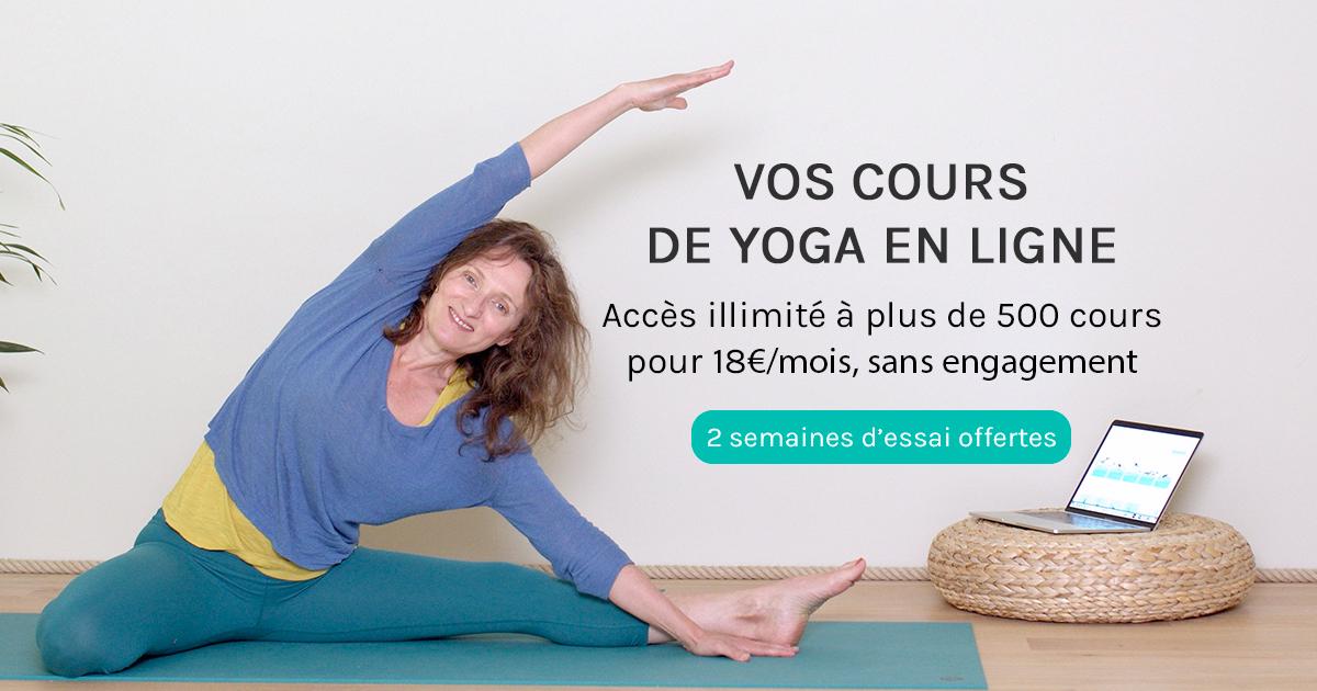 Rencontres en ligne de yoga