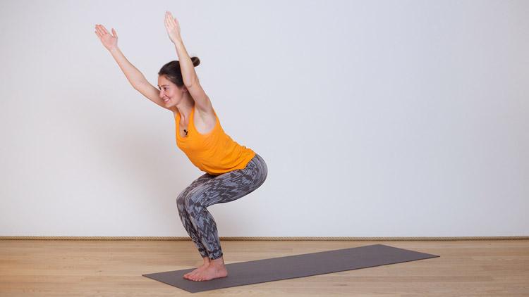 Suivre le cours de yoga en ligne Bien débuter sa journée avec les salutations au soleil sur Casa Yoga Tv