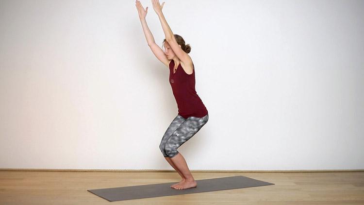 les postures de base du yoga. Black Bedroom Furniture Sets. Home Design Ideas