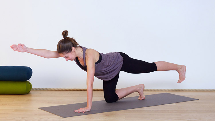Toma la Yoga Online Morning Wake Up with Elodie Prou   Hatha yoga